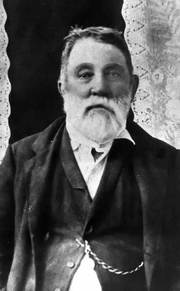 """""""BEAN, ROY (ca. 1825–1903). Roy Bean, a frontier justice of the peace known as the """"Law West of the Pecos,"""" was born in Mason County, Kentucky, the son of Francis and Anna Bean. The only sources of information about his boyhood and youth are stories told by friends in whom he confided and the reminiscences of his older brother Samuel, published in the Las Cruces, New Mexico, Rio Grande Republican in 1903. Sam came home after serving in the Mexican War and took Roy with him down the Santa Fe Trail to Chihuahua, Mexico, where the brothers set up shop as traders. Roy got into trouble, however, and had to make a quick exit; he turned up a short time later in San Diego at the home of his oldest brother, Joshua, who was mayor of the town and a major general of the state militia. Roy was jailed for dueling in February 1852 but broke out and moved on to San Gabriel, where Joshua by this time had established himself as owner of the Headquarters Saloon. Roy inherited the property when Joshua was murdered in November 1852, but made another hasty departure after a narrow escape from hanging in 1857 or 1858.<br /> <br /> His next stop was Mesilla, New Mexico, where Sam was sheriff of a county that stretched at that time all the way across Arizona. Roy arrived destitute, but Sam took him in as partner in a saloon, and he prospered until the Civil War reached the Rio Grande valley. Bean may have had some unofficial military experience, but he found it prudent to leave the country and began a new life in San Antonio. In an area on South Flores Street that soon earned the name of Beanville, he became locally famous for circumventing creditors, business rivals, and the law.<br /> <br /> On October 28, 1866, he married eighteen-year-old Virginia Chávez, who bore him four children. The couple were not happy together, however. Early in 1882 Roy left home, probably at the suggestion of his friend W. N. Monroe, who was building the """"Sunset"""" railroad toward El Paso and had almost reached t"""